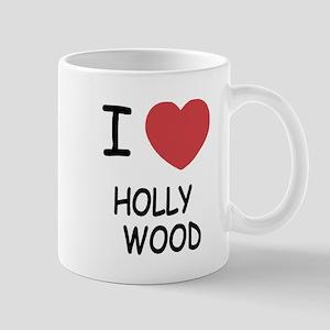 I heart hollywood Mug
