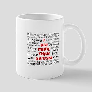 I am More Than Autism Mug