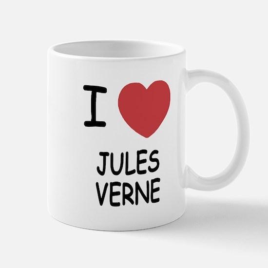 I heart jules verne Mug