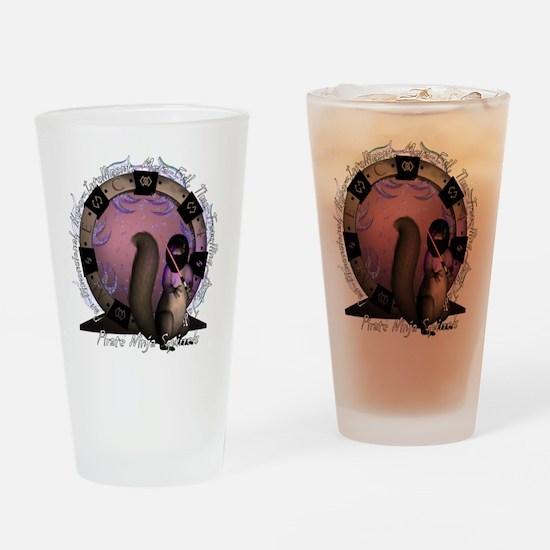 PDHIMETTDJPN Squirrel Drinking Glass