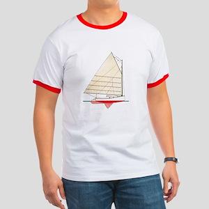 Cape Cod Catboat Ringer T