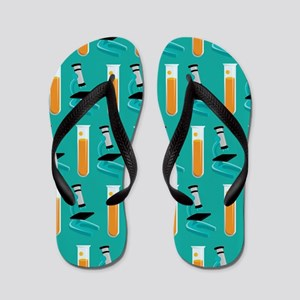 Scientist Chemist Researcher Flip Flops