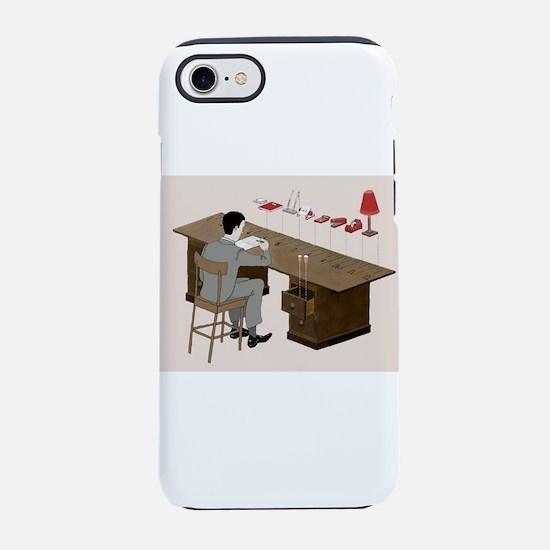OCD iPhone 7 Tough Case