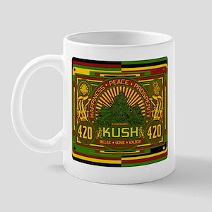 420 KUSH Mug
