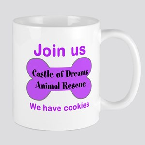 Join us-Cookies Mug