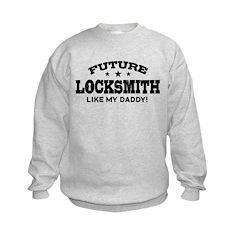 Future Locksmith Sweatshirt