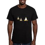Friends don't let friends - Men's Fitted T-Shirt (