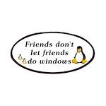 Friends don't let friends - Patches