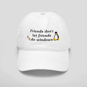 Friends don't let friends - Cap