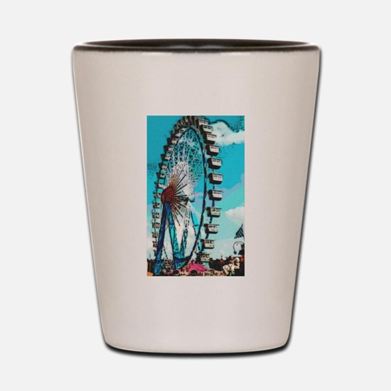 Big Ferris Wheel Shot Glass
