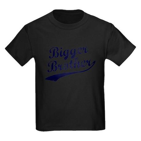 CafePress Bigger Brother Blue Kids Light T-Shirt 1671613682