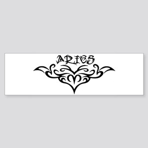 Aires Rules Bumper Sticker