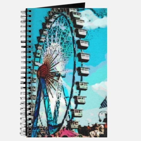 Big Ferris Wheel Journal