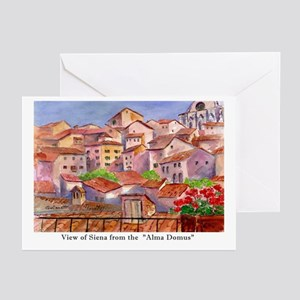 Remember Italy Greeting Cards (Pk of 20)