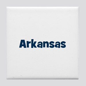 ARKANSAS  ROCKS Tile Coaster