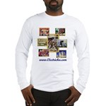 Electricka's Long Sleeve T-Shirt