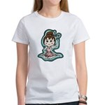 Little Anime Ballerina Women's T-Shirt