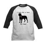 Rottweiler Personalizable I Bark For A Cure Kids B