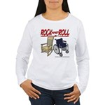 Rock and Roll Chairs Women's Long Sleeve T-Shirt