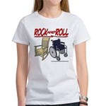 Rock and Roll Chairs Women's T-Shirt