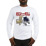 Rock and Roll Chairs Long Sleeve T-Shirt
