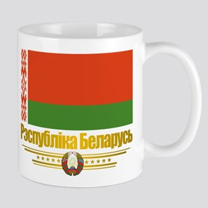 """Belarus Flag"" Mug"