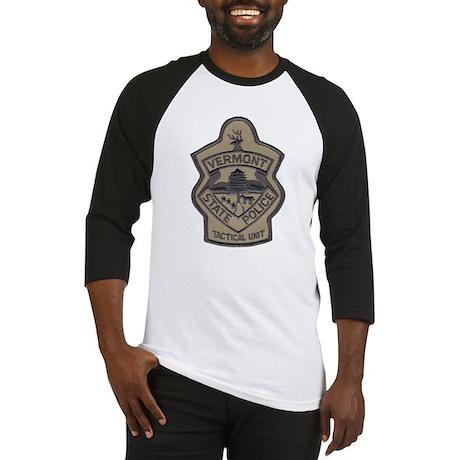 VT State Police Tac Baseball Jersey