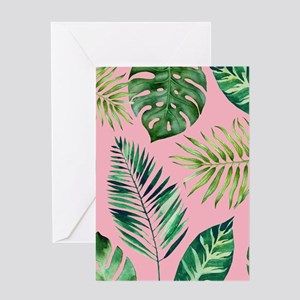 palm leaves stationery cafepress