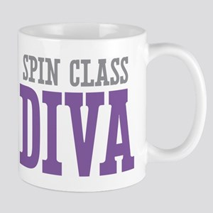 Spin Class DIVA Mugs