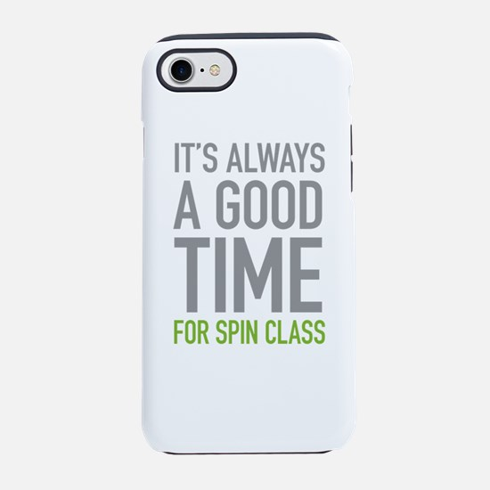 Spin Class iPhone 7 Tough Case