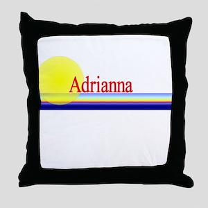 Adrianna Throw Pillow