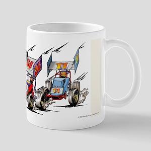 Sprint Car Mug