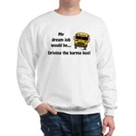 Karma Bus Sweatshirt