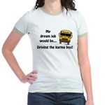 Karma Bus Jr. Ringer T-Shirt