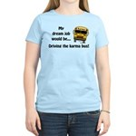 Karma Bus Women's Light T-Shirt