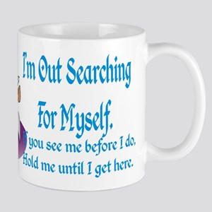 Searching for Myself Mug