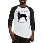 Saint Bernard Personalizable I Bark For A Cure Bas
