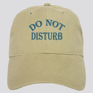 Do Not Disturb Sign Cap