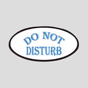 Do Not Disturb Sign Patches