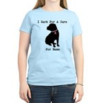 Shar Pei Personalizable I Bark For A Cure Women's