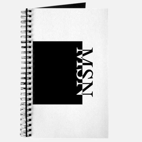 MSN Typography Journal