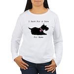 Pomeranian Personalizable I Bark For A Cure Women'