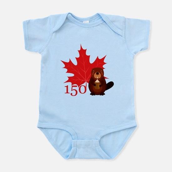 Canada 150 - Beaver Body Suit