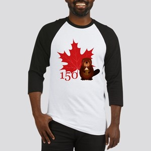 Canada 150 - Beaver Baseball Jersey