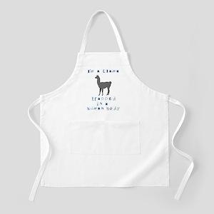 I'm a Llama BBQ Apron