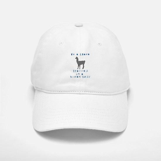 I'm a Llama Baseball Baseball Cap