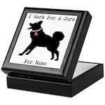 Alaskan Malamute Personalizable I Bark For A Cure
