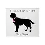 Labrador Retriever Personalizable I Bark For A Cu