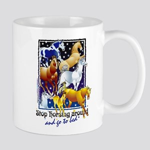 Horsing Around Mug