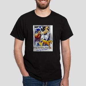 Horsing Around Dark T-Shirt